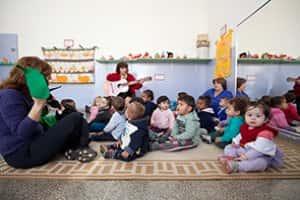 Música na Educação Infantil
