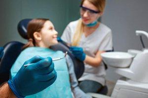 Atendente de Consultório Odontológico
