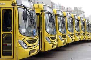 Fiscalização de Transporte Coletivo