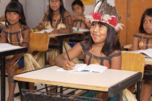 A Educação Escolar Indígena